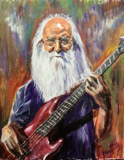 Rocklegenden 13 -  Leland Sklar