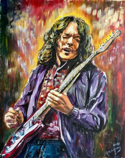 Rocklegenden 20 - Rory Gallagher