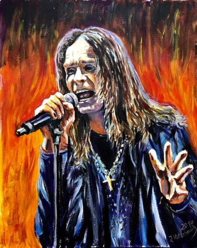 Rocklegende 40 - Ozzy Osbourne